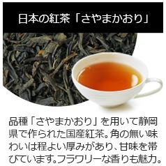 日本の紅茶さやまかおり